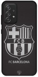 FC Barcelona logo hoesje Samsung Galaxy A52 softcase