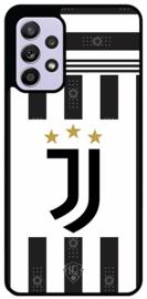 Juventus telefoonhoesje Samsung Galaxy A52 softcase
