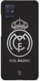 Real Madrid logo telefoonhoesje Samsung Galaxy SA51 softcase