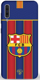 FC Barcelona hoesje Samsung Galaxy A50 / A30s softcase