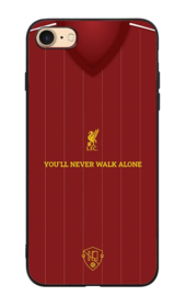 Liverpool shirt hoesje iPhone 6 / 6s softcase