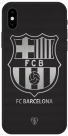 FC Barcelona logo telefoonhoesje iPhone Xr softcase