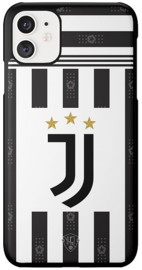 Juventus telefoonhoesje iPhone 11 softcase TPU