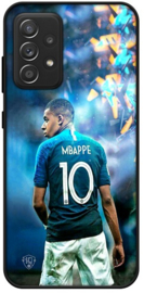 Mbappe telefoonhoesje Samsung Galaxy A52 softcase