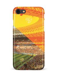 Voetbalstadion telefoonhoesje iPhone 8