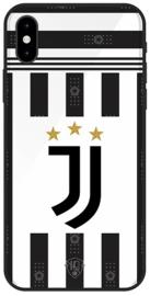 Juventus telefoonhoesje iPhone Xr softcase