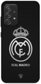 Real Madrid logo hoesje Samsung Galaxy A52 softcase