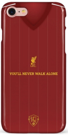 Liverpool shirt hoesje iPhone 8 softcase