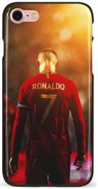 Ronaldo Portugal hoesje iPhone 7 TPU backcover