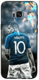 Mbappe hoesje Samsung Galaxy S8 softcase