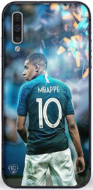 Mbappe telefoonhoesje Samsung Galaxy A50 softcase