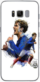Griezmann hoesje Samsung Galaxy S8 softcase