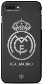 Real Madrid telefoonhoesje iPhone 8 Plus backcover zwart