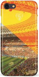 Voetbalstadion hoesje iPhone 6 / 6s