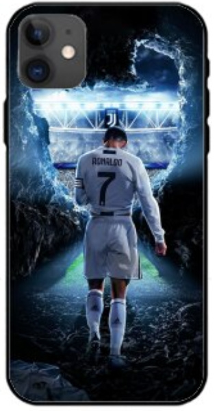 Cristiano Ronaldo Champions League hoesje iPhone 11 Pro Max