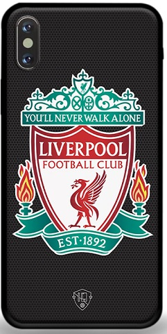 Liverpool hoesje iPhone Xr softcase
