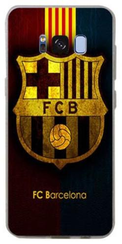 FC Barcelona hoesje Samsung Galaxy S9 Plus
