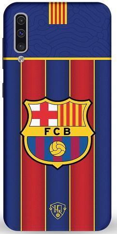 FC Barcelona telefoonhoesje iPhone 7 / iPhone 8 Plus softcase