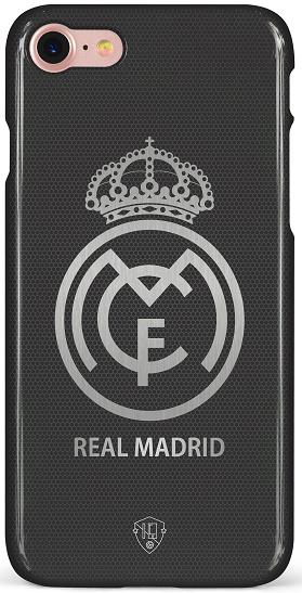 Real Madrid logo telefoonhoesje iPhone 6 / 6s softcase