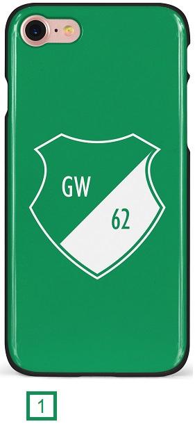 Telefoonhoesje SV Groen Wit 62