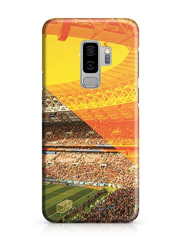 Voetbalstadion hoesje Samsung Galaxy S9 Plus softcase