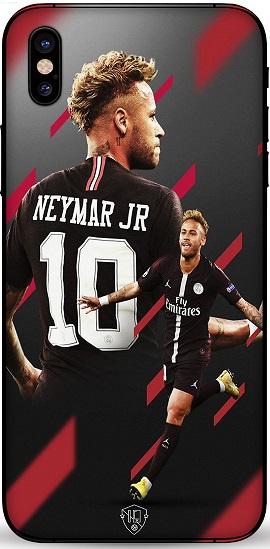 Neymar telefoonhoesje iPhone X softcase