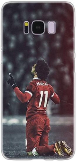 Mohamed Salah hoesje Samsung Galaxy S8 Plus hardcase