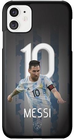 Messi Argentinië hoesje iPhone