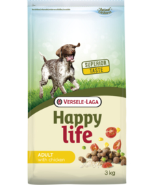 Happy Life Adult Chicken 3 kg