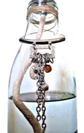 Oil lamp Denim & Egypt