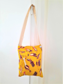 Shoulder bag troutfish