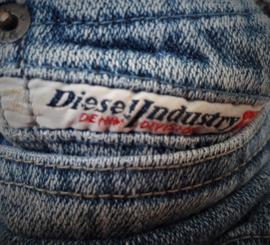 Olielamp Denim & Diesel