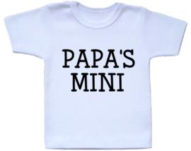Shirt - Papa's mini