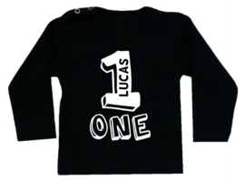 Shirt - One + Naam