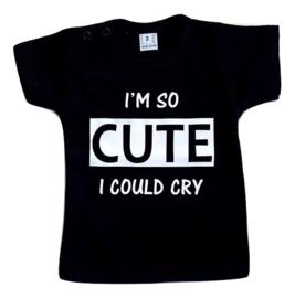 T-shirt - I'm so cute