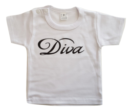T-shirt - Diva