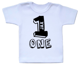 Shirt - One + Naam
