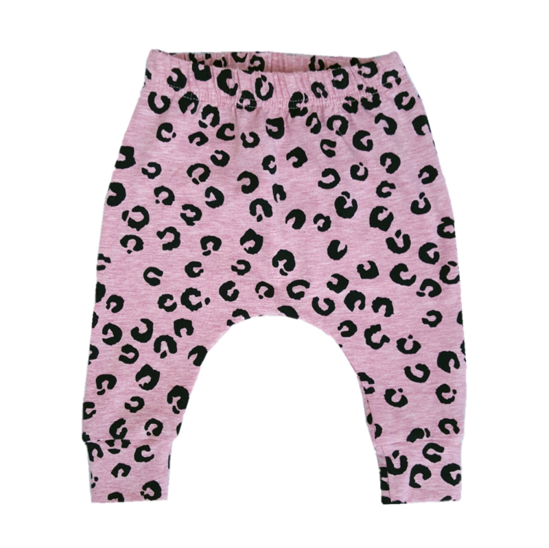 Harembroek - Pink Leopard
