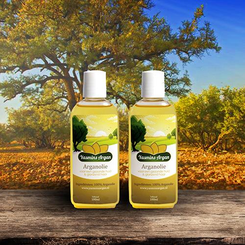 200 ml Arganolie Original Huid & Haar 100% puur
