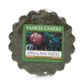 Yankee Candle Tart Apple & Pine Needle