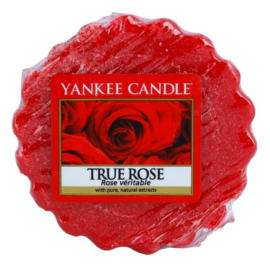 Yankee Candle Tart True Rose