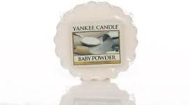 Yankee Candle Tart Baby Powder