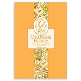 Greenleaf Geurzakje Large Orange & Honey