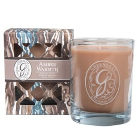 Greenleaf Signature Boxed Candle Amber Warmth