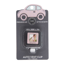 Bridgewater Auto Vent Clip Spring Dress