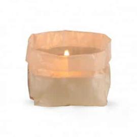 Rustik Lys Paper Bag Candle 12 x 11,5 cm
