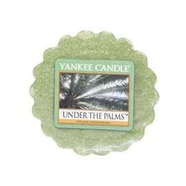 Yankee Candle Tart Under The Palms