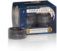 Yankee Candle Waxinelichtjes Midsummer's Night
