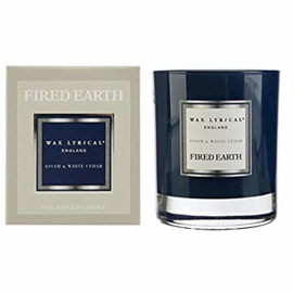 Wax Lyrical Candle Assam & White Cedar