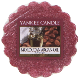 Yankee Candle Tart Moroccan Argan Oil